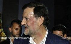Thủ tướng Tây Ban Nha bị thanh niên 17 tuổi đấm bầm mặt