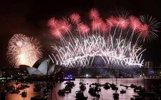 """Australia sẽ trình diễn pháo hoa """"thành phố của sắc màu"""""""
