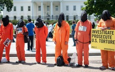 Obama trình quốc hội kế hoạch đóng của nhà tù Guantanamo