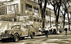 Nhìn ảnh Sài Gòn xưa mà lòng rưng rưng
