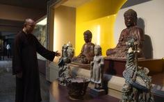 Bảo tàng Văn hóa Phật giáo trưng bày200 cổ vật