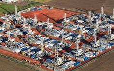 Giá dầu xuống mức thấp kỷ lục 11 năm