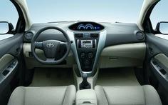 Toyota triệu hồi 3.810 xe Vios bị lỗi cụm bơm túi khí