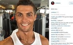 Điểm tin sáng 26-12: Ronaldo tập trong ngày Giáng sinh