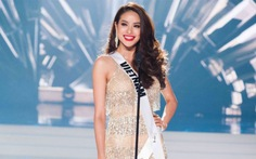 Phạm Hương: thí sinh kém may mắn nhất Miss Universe 2015