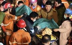 Sập mỏ thạch cao Trung Quốc, chủ doanh nghiệp tự tử