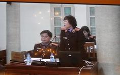 Tranh luận căng thẳng trong phiên xử đại án tại Agribank