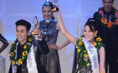 Xem clipTuấn Anh, Khả Trang đoạt giải Siêu mẫu Việt Nam