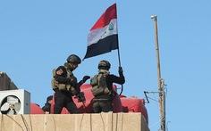 Giải phóng Ramadi, cuộc chiến chống IS đang chuyển hướng mạnh