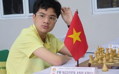 Anh Khôi và Mai Hưng vô địch cờ vua Đông Nam Á