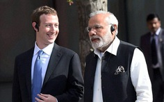 Mark Zuckerberg phản hồi Ấn Độ dừng Internet miễn phí của Facebook