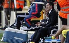Điểm tin sáng 1-1: Valencia của HLV Neville thua tại La Liga