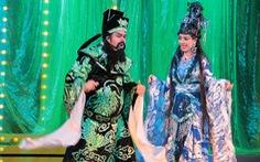 Cười không ngớt với Điêu Thuyền, Đổng Trác của Thu Trang, Gia Bảo