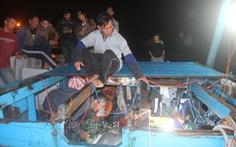 Đề nghị Trung Quốc làm rõ vụ đâm chìm tàu cá Việt Nam