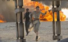 Star Wars là phim ăn khách nhất năm 2015