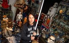 Đôi vợ chồng sưu tập 20.000 vật dụng liên quanStar Wars