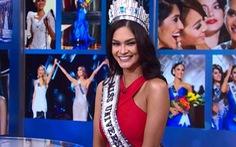 Hoa hậu Hoàn vũ không muốn chia đôi vương miện với Colombia