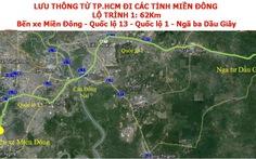 Người TP.HCM về quê đón tết theo 7 lộ trình