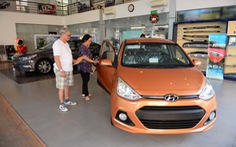 Ôtô nhập khẩu tăng chóng mặt, xe dưới 9 chỗ đắt hàng