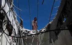 Saudi Arabia đánh bom trúng trung tâm người mù ở Yemen