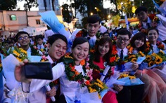 Tuyên dương 295 sinh viên, học sinh TP.HCM
