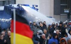 Biểu tình ở Đức biến thành bạo lực