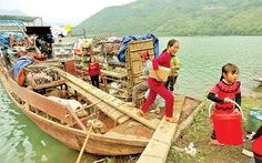 Kiếp thương hồ trên sông Đà