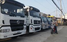 Nhập khẩu ôtô Trung Quốc giảm trên 11.000 xe