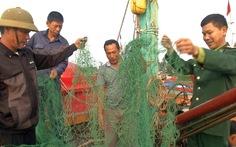 Tăng cường bảo vệ ngư dân đánh cá trên vịnh Bắc Bộ