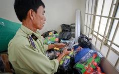 Khánh Hòa thu giữ nhiều đồ chơi bạo lực Trung Quốc