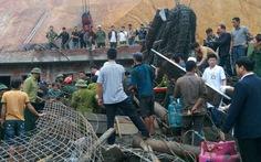 Sập công trình cây xăng Sơn Kim 1: côppha quá tải