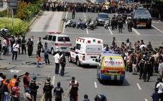 6 điều giúp bạn sống sót khi gặp khủng bố như ở Jakarta