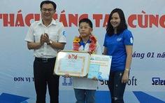 Thí sinh Naphat giành giải nhất cuộc thi sáng tạo