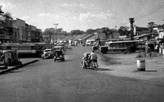 Đường Pétrus Ký ở Sài Gòn với bến xe lẫy lừng một thời
