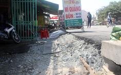 Nâng đường Trần Não nửa mét, nhà dân vẫn không ngập nước?