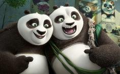 Xem trước trích đoạn gây cười của Kungfu Panda 3