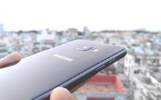 Cận cảnh Galaxy A7 2016 mới nhất tại VN