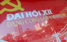 TP.HCM rực rỡ cờ hoa chào mừng Đại hội Đảng lần thứ XII