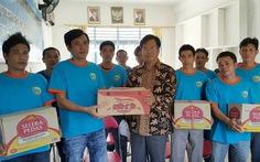 Điểm tin:Indonesia trao trả 10 ngư dân Việt Nam