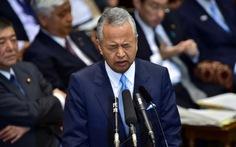 Bộ trưởng Chính sách Kinh tế và Tài chínhNhật bị tố ăn hối lộ