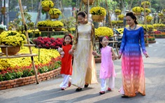 Cung cấp Wi-Fi miễn phí tại các đường hoa, chợ hoa