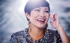 Phương Thanh chấm thi hát karaoke trên truyền hình