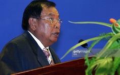 Ông Bounnhang Volachith làm Tổng bí thư Lào