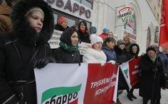 Người Nga bế tắc với giá dầu