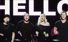 Nghe phiên bản cover bài Hello của Adele lạ lùng nhất