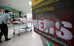 Thái Lan tìm kiếm 207 người có thể bị phơi nhiễm Mers