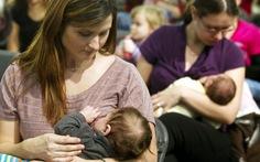 Nuôi con bằng sữa mẹ, toàn cầu tiết kiệm 300 tỉ USD/năm