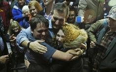 Bầu cử Mỹ sơ bộ: Bà Hillary Clinton giành chiến thắng