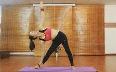Những tư thế yoga chăm sóc hệ tiêu hóa trong dịp tết