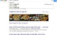 Mẹo tìm kiếm Google bổ ích ngày Tết